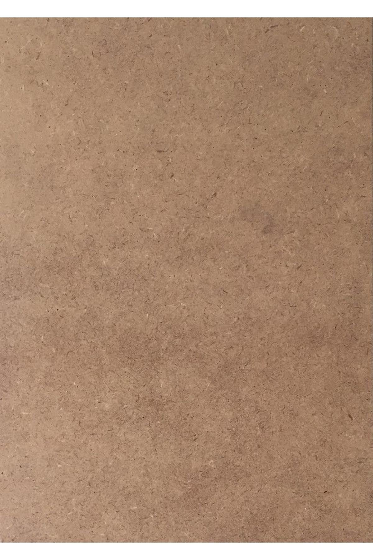 mobilreyon - Duralit Ham Mdf 4 Mm 35x50 Cm Resim Kağıdı Ölçüsü (2 Adet) 1