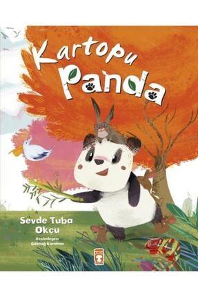 Timaş Çocuk Kartopu Panda (Ciltli) - Sevde Tuba Okçu - Okul Öncesi Hikaye