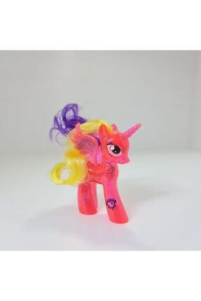 UNICORN Kids Unicorn Boynuzlu Renkli Işıklı Ve Kanatlı Pembe