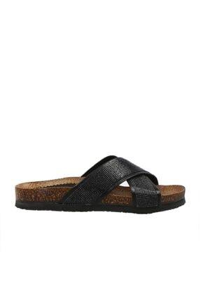 Hammer Jack Siyah Kadın Terlik / Sandalet 200 213-1711-z
