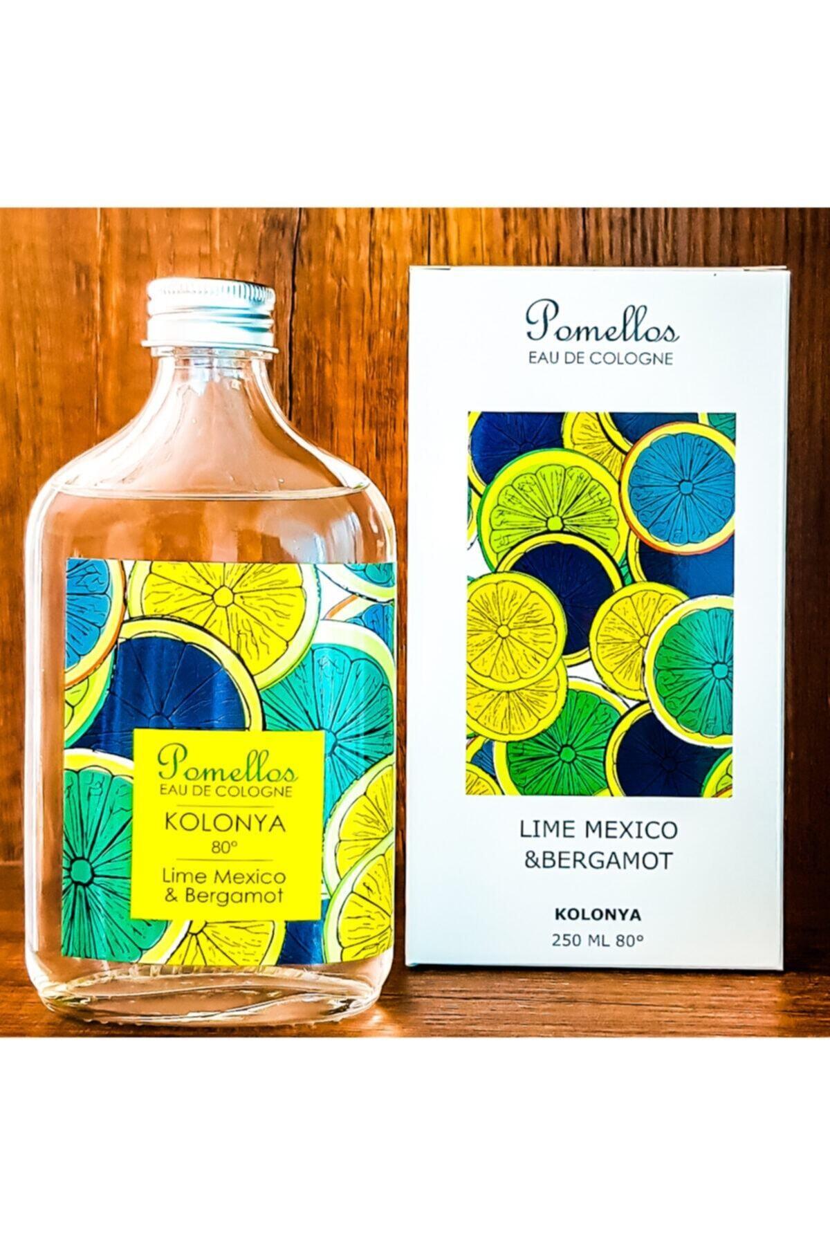 Pomellos Kolonya Lıme Mexıco&bergamot 250ml 1