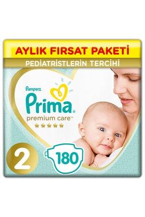 Prima Premium Care 2 Beden Aylık Fırsat Paket 180'li