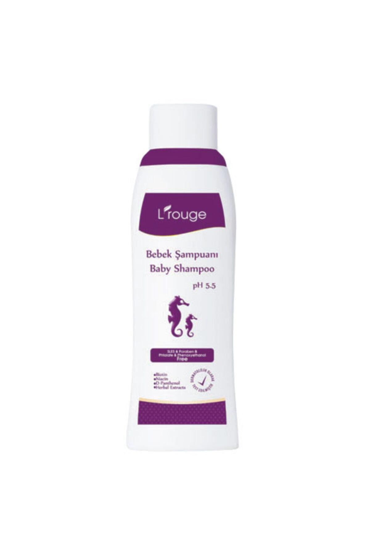 L'ROUGE Baby Shampoo Bebek Şampuanı 300ml 1