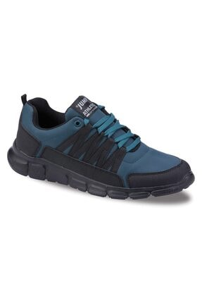 Jump Erkek Mavi Outdoor Ayakkabı - 16021