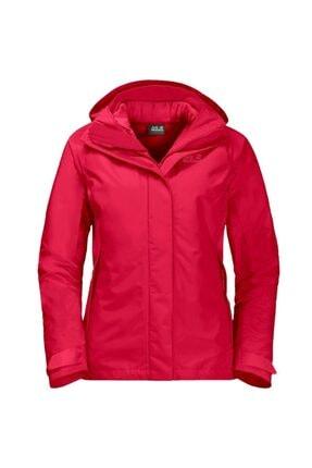 Jack Wolfskin Iceland Voyage 3ın1 W Kadın Outdoor Ceket