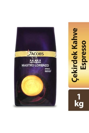 Jacobs Mastro Lorenzo Çekirdek Kahve 1 kg