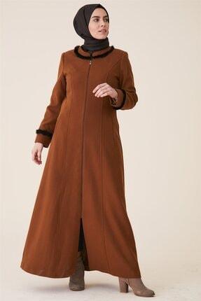 Doque Kadın Camel Manto  Do-a9-58042-06