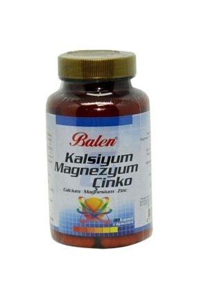 Balen Kalsiyum Magnezyum Çinko 709 Mg 90 Kapsül