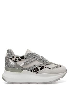 Nine West Sofıa Gri Kadın Sneaker Ayakkabı