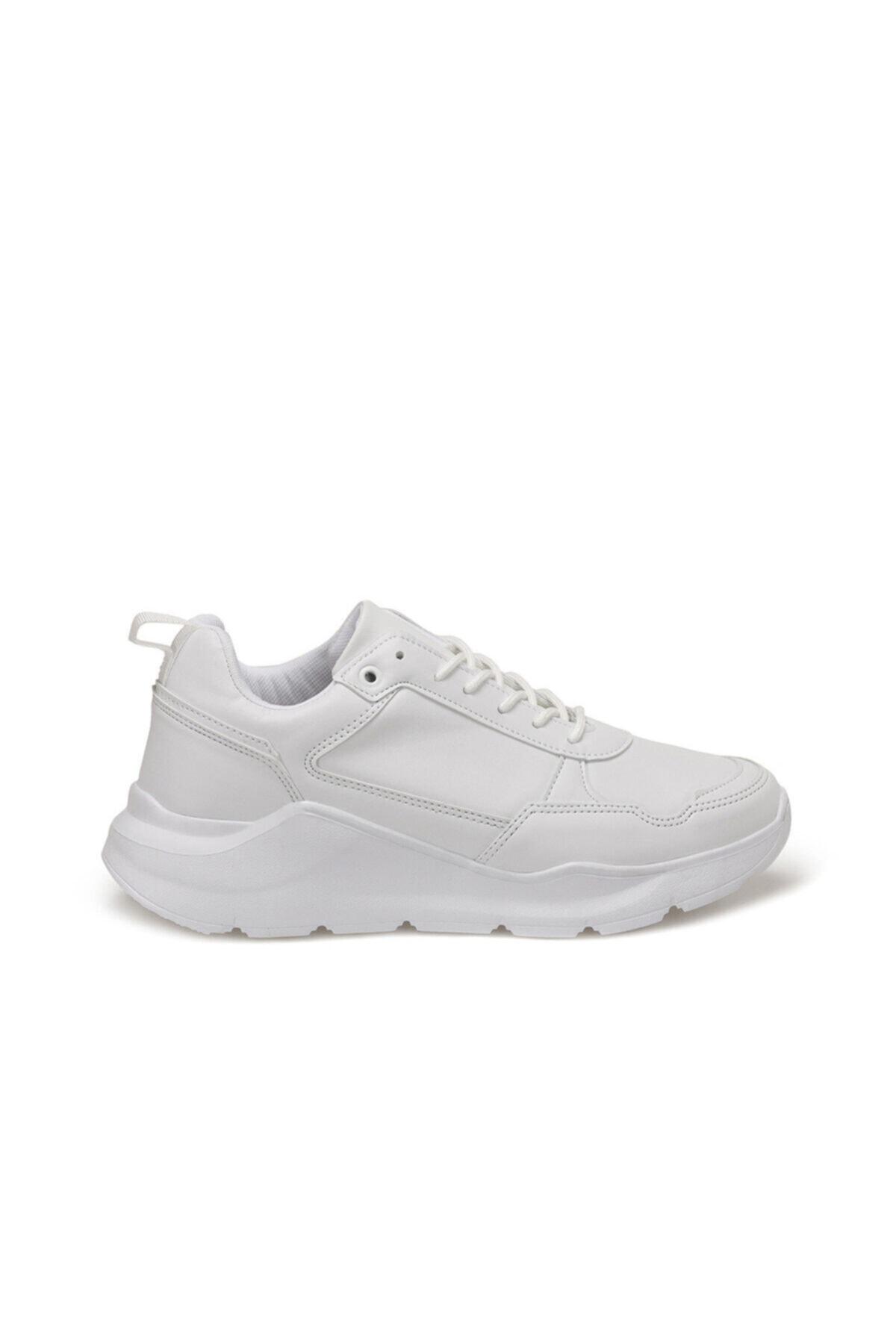 FORESTER EC-1065 Beyaz Erkek Kalın Taban Sneaker Spor Ayakkabı 100569501 2