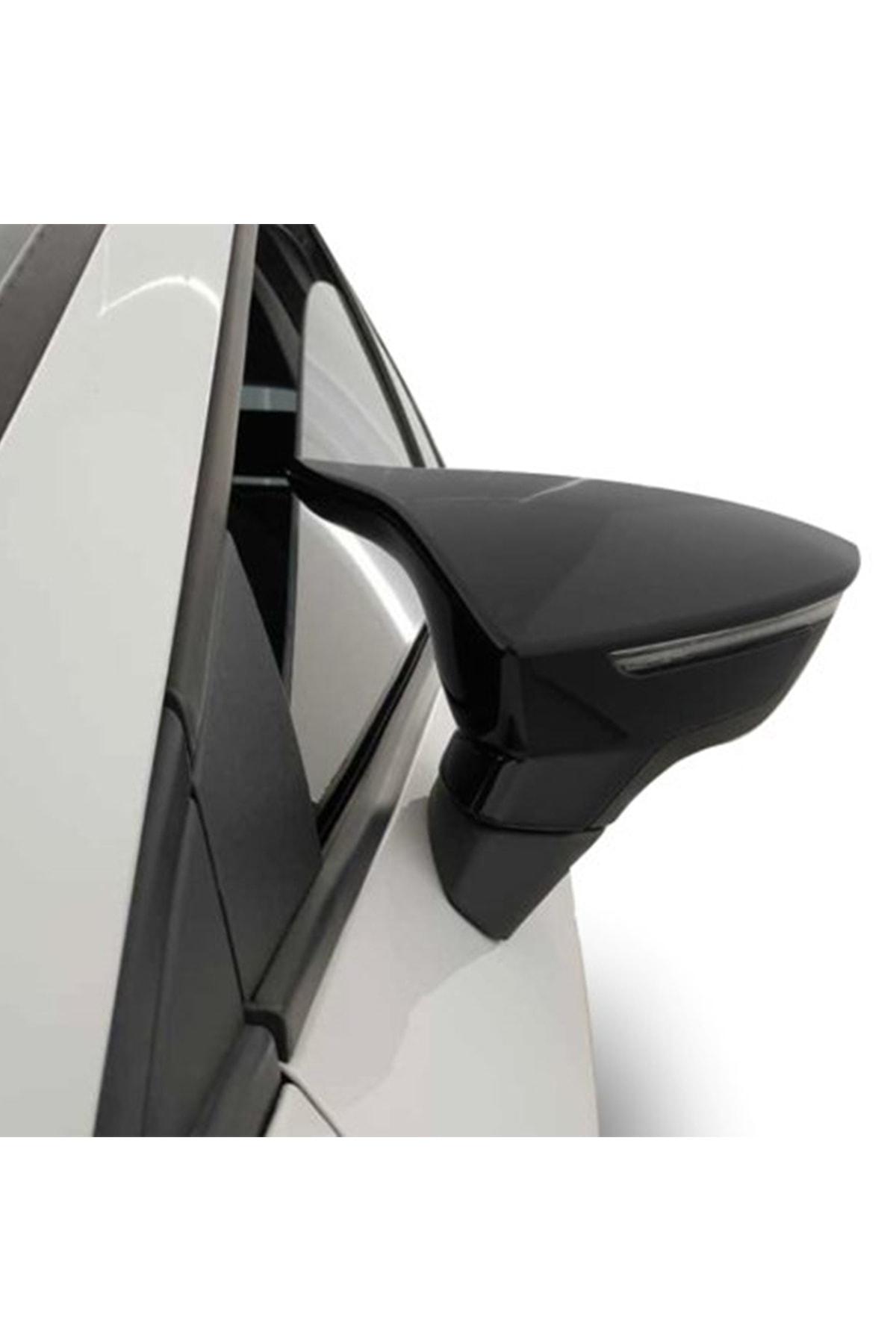 BigS Honda Civic Fd6 2006-2011 Araca Özel Yarasa Ayna Kapağı 1