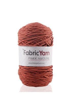 The Fabric Yarn Tarçın Pamuk Makrome Ip