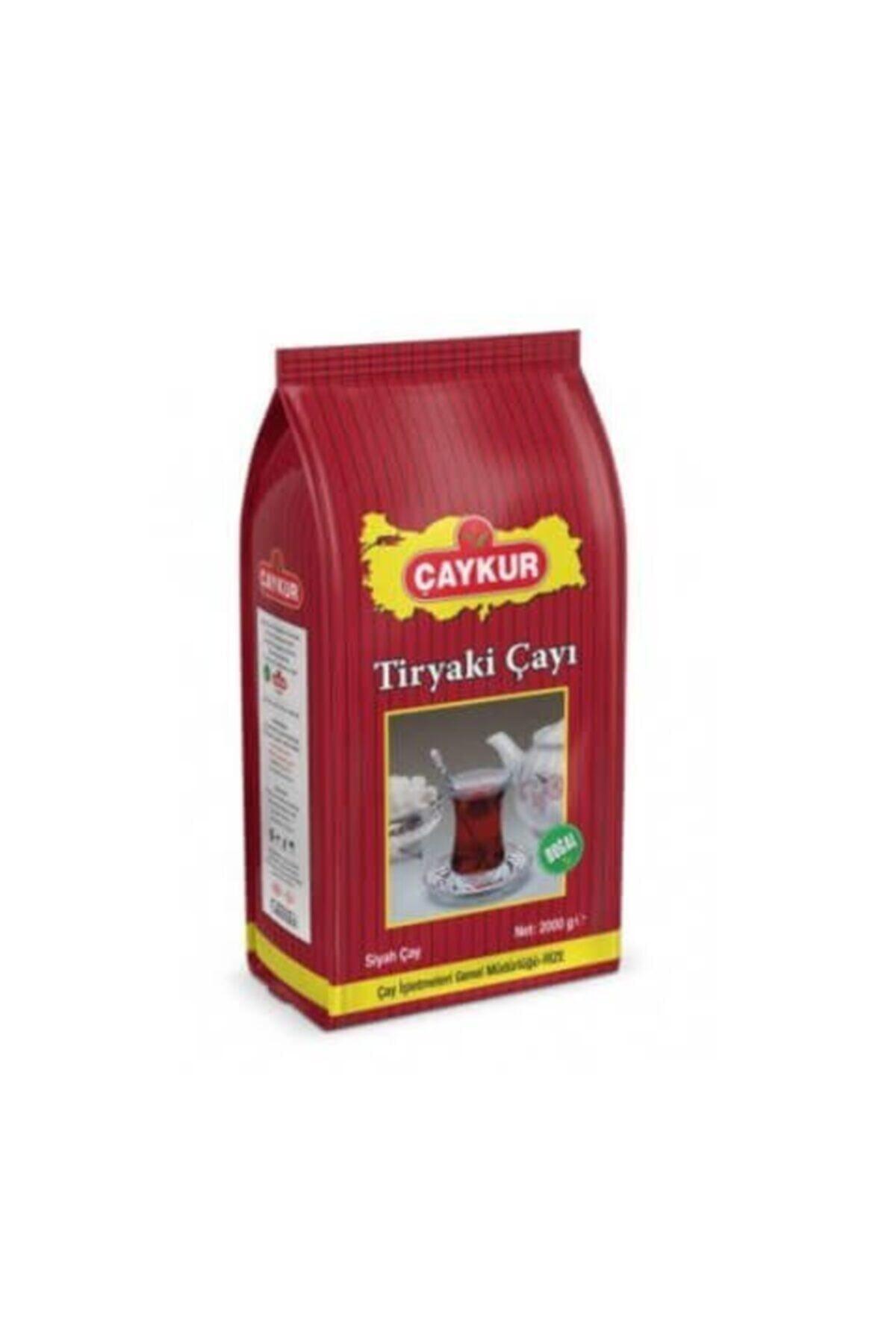 Çaykur Tiryaki Çay 2 Kg 1