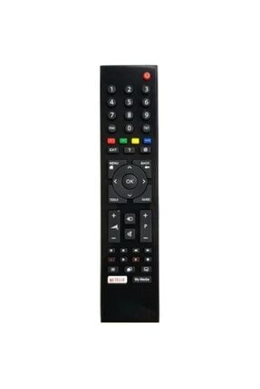 Arçelik Beko Altus Grundig Smart Lcd Led Tv Televizyon Kumandası Netflix Tuşlu Kumanda