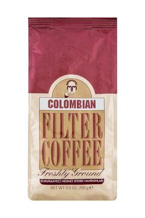 Mehmet Efendi Kurukahveci Colombian Filtre Kahve 250 gr