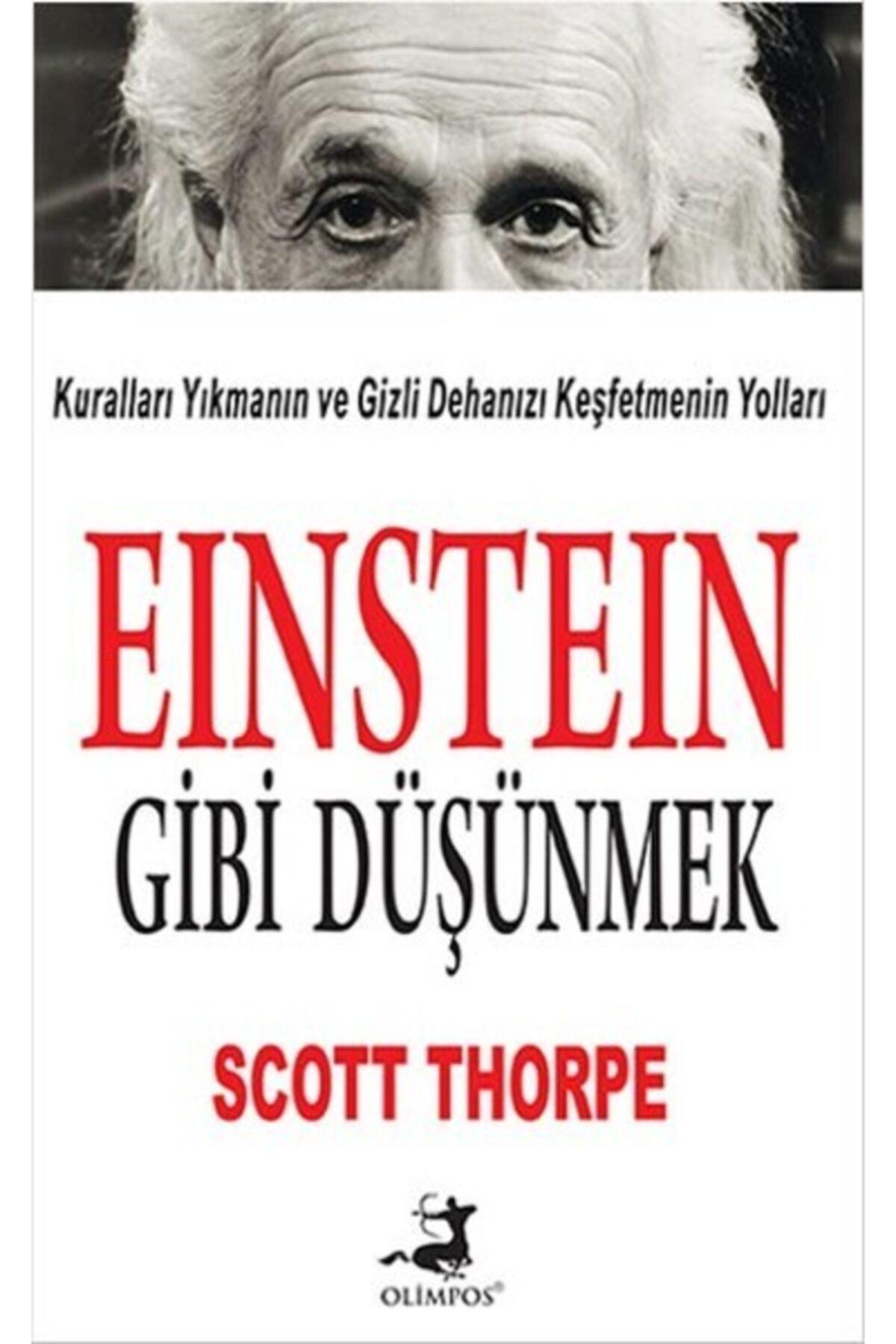 Olimpos Yayınları Einstein Gibi Düşünmek 1
