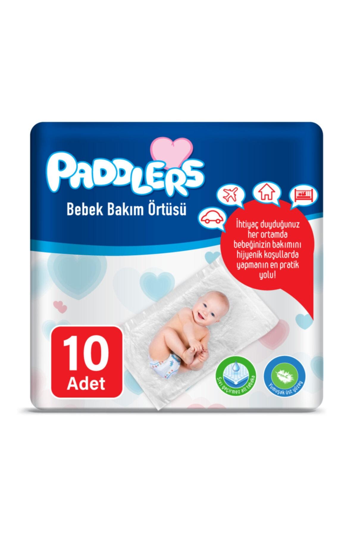 Paddlers Bebek Bakım Örtüsü 10'lu 60x60 1