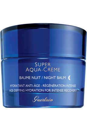 Guerlain Super Aqua Creme Night Balm 50 ml Gece Kremi