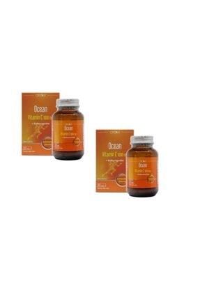 Ocean Vitamin C 1000 mg 30 Tablet 2 Kutu Skt:09/23