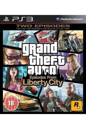 RockStar Games Grand Theft Auto IV - Episodes From Liberty City Ps3 2,el