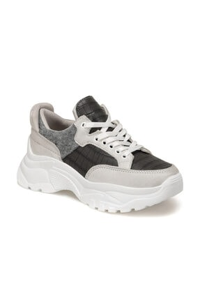 Butigo CORİNNA Gri Kadın Fashion Sneaker 100662964