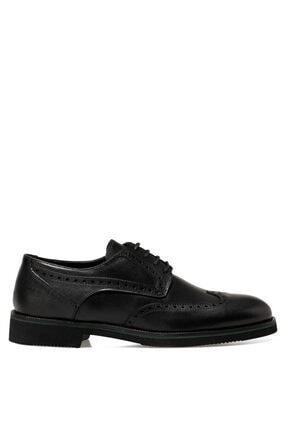İnci Ruhtı Siyah Erkek Klasik Ayakkabı