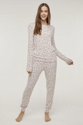Penti Orchıd Cute Dog Pijama Takımı