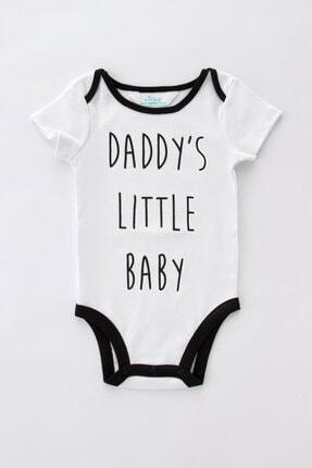 Penti Optik Beyaz Bebek Family Dark Bodysuit