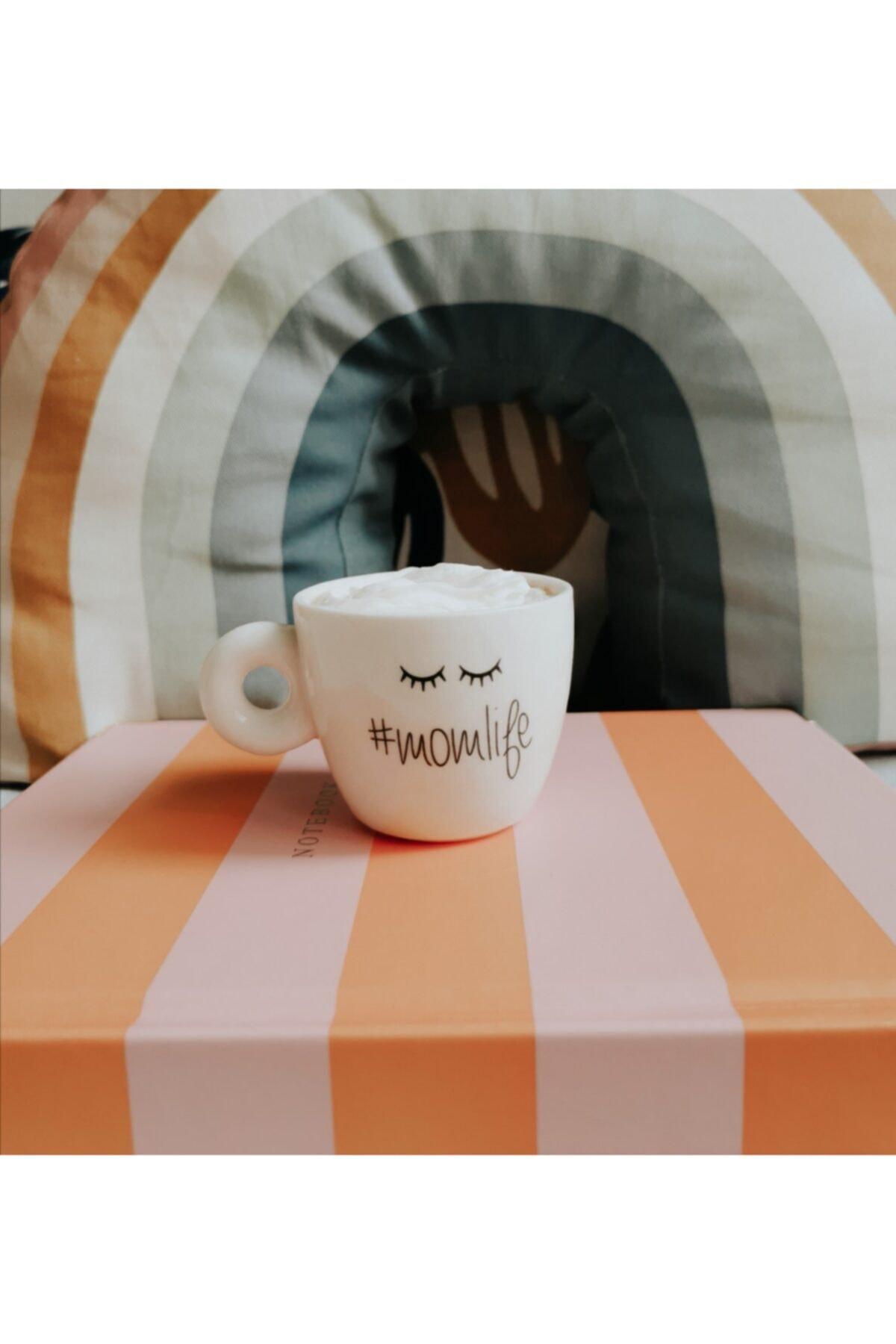 Milky Way Design Mom Life Espresso Fincanı - 70 Cc 2