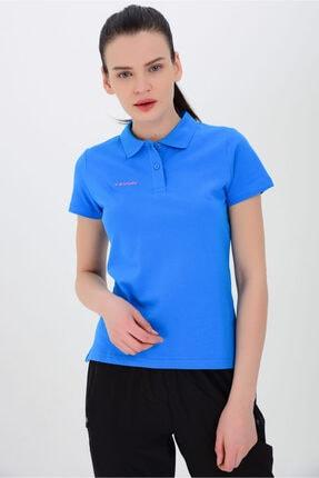 TRYON Kadın Pamuklu Polo T-shirt Verona