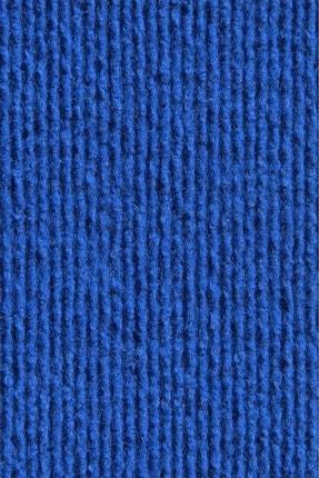 AKSEREN Rip Halı Mavi Duvardan Duvara Halıfleks En - 2 Metre