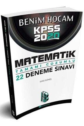 Benim Hocam Yayınları 2020 Kpss Matematik Tamamı Çözümlü 22 Deneme