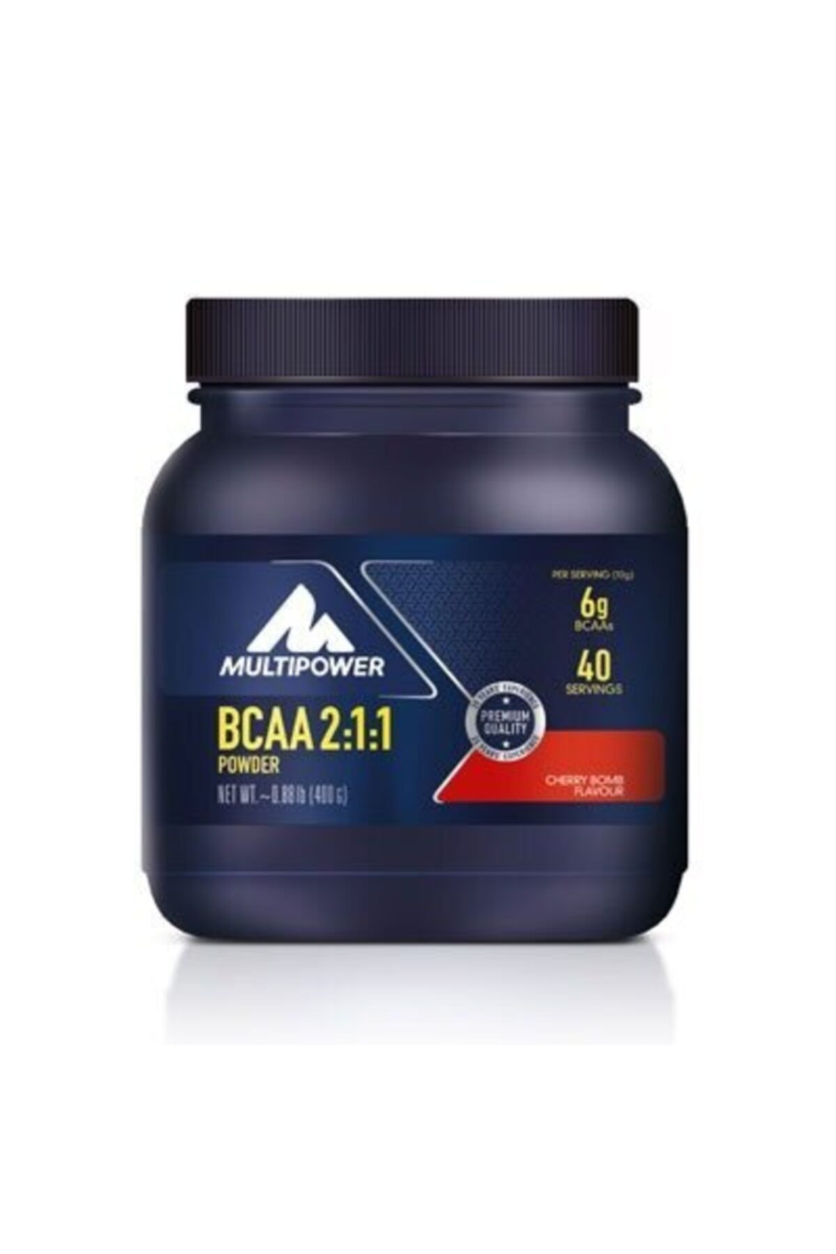 Multipower Bcaa Powder 400 G -kiraz 1
