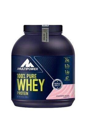 Multipower %100 Pure Whey Protein 2000 G -çilek 4006643696026