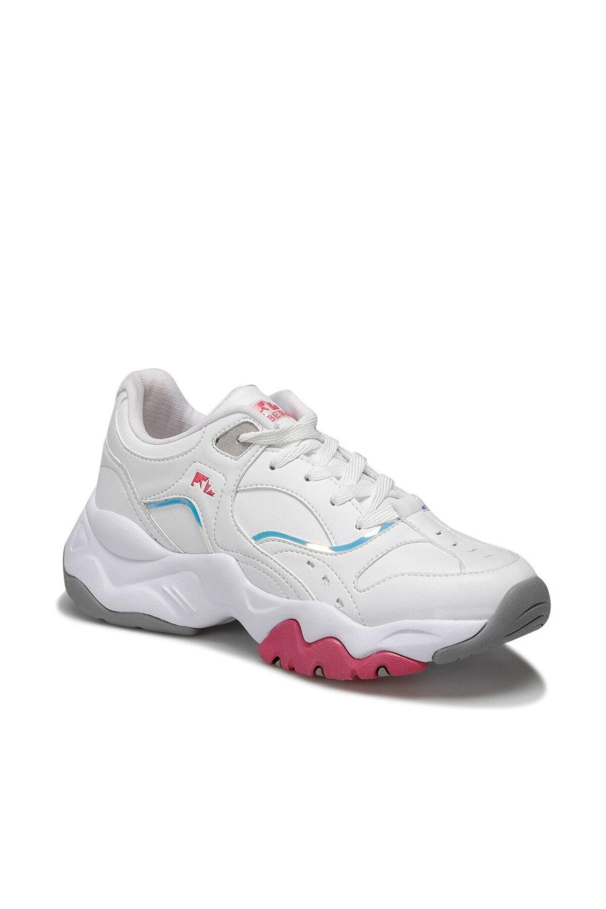 lumberjack Kadın Beyaz Sneaker 1