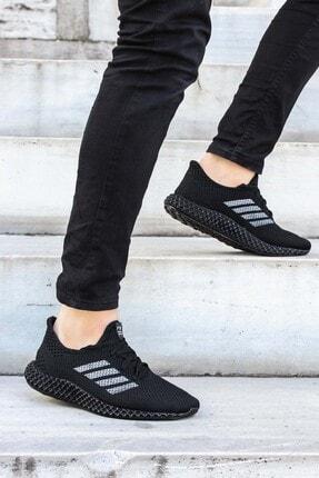 FAST STEP Siyah Erkek Sneaker Ayakkabı 930mafs4
