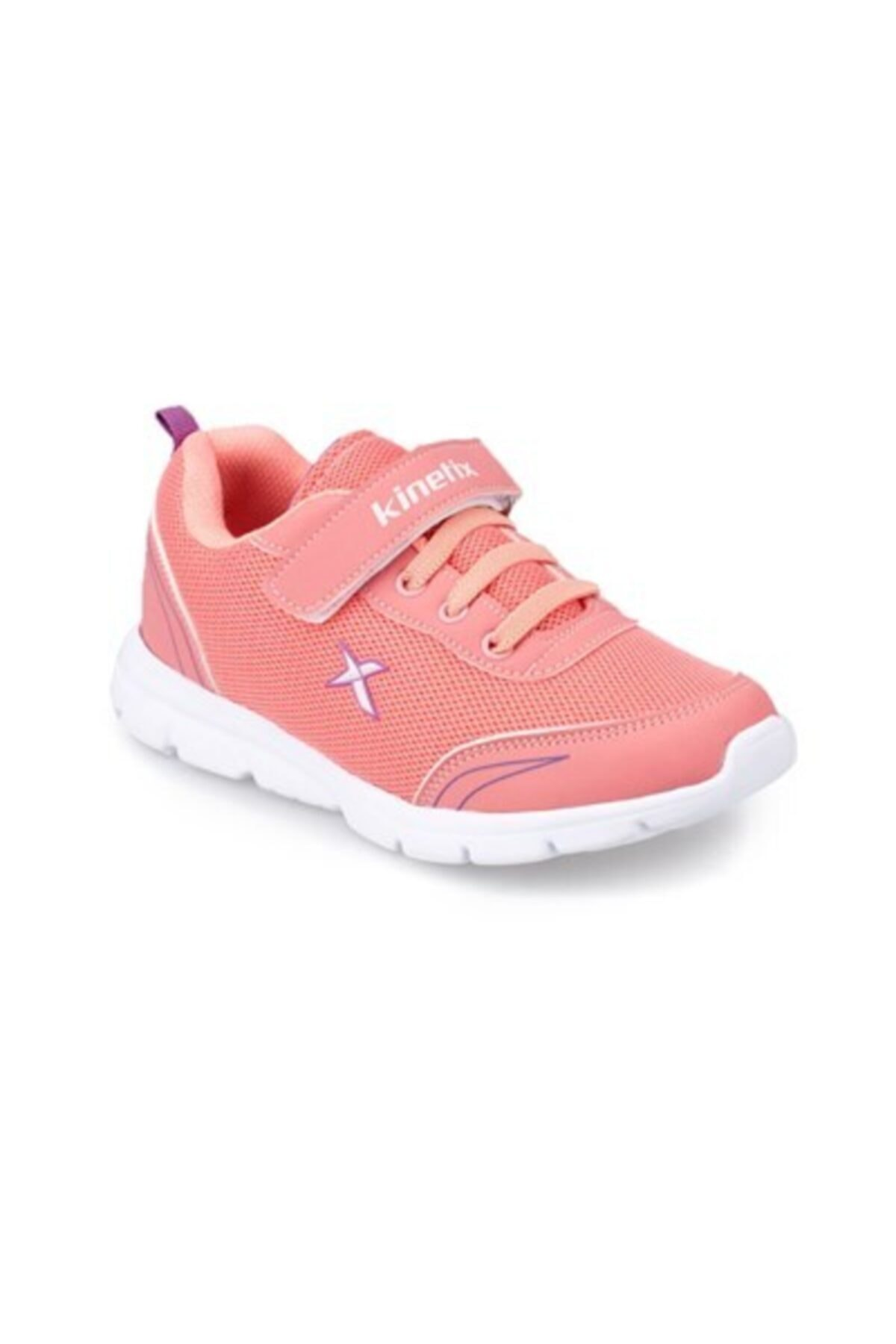 Kinetix Yanni Mercan Mor Kız Çocuk Koşu Ayakkabısı 2