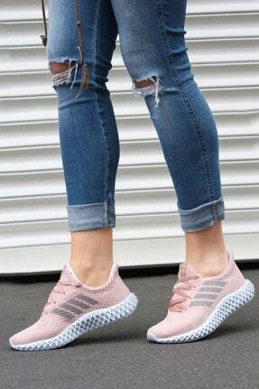 FAST STEP Pudra Kadın Sneaker Ayakkabı 930zafs4