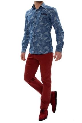 Efor P 892 Slim Fit Kiremit Spor Pantolon