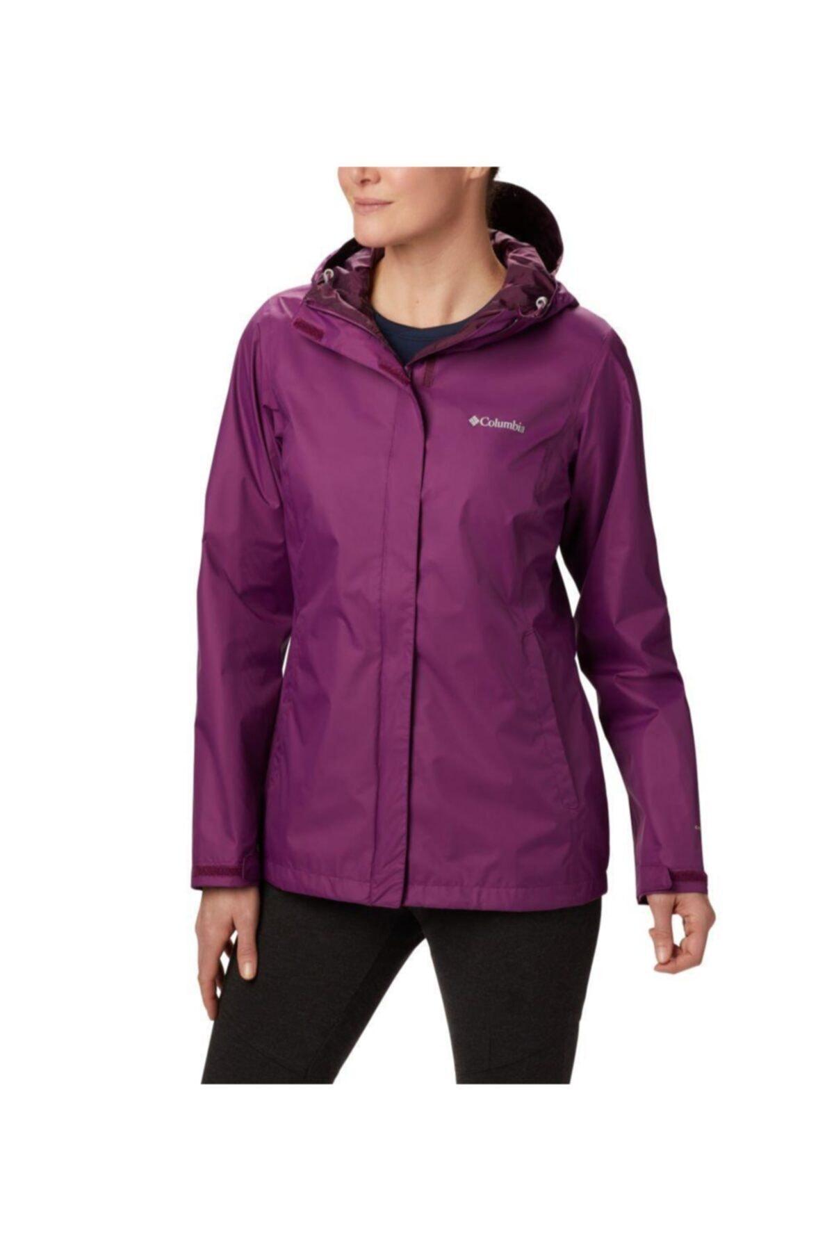 Columbia Rl2436-594 Arcadia Iı Jacket Kadın Yağmurluk 1