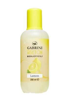 Gabrini Aseton 200 ml Limon 8696814028846