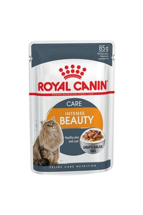 Royal Canin Intense Beauty Kedi Konservesi 85 Gr