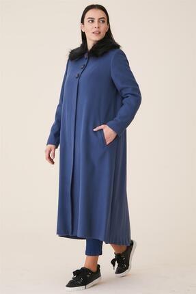 Doque Kadın Mavi Kaban Do-a9-57017-09