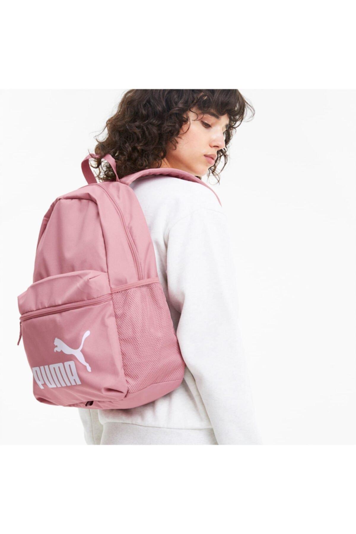 Puma Phase Backpack Foxglove Sırt Ve Okul Çantası 43x 29 X 16 cm 075487-44 1