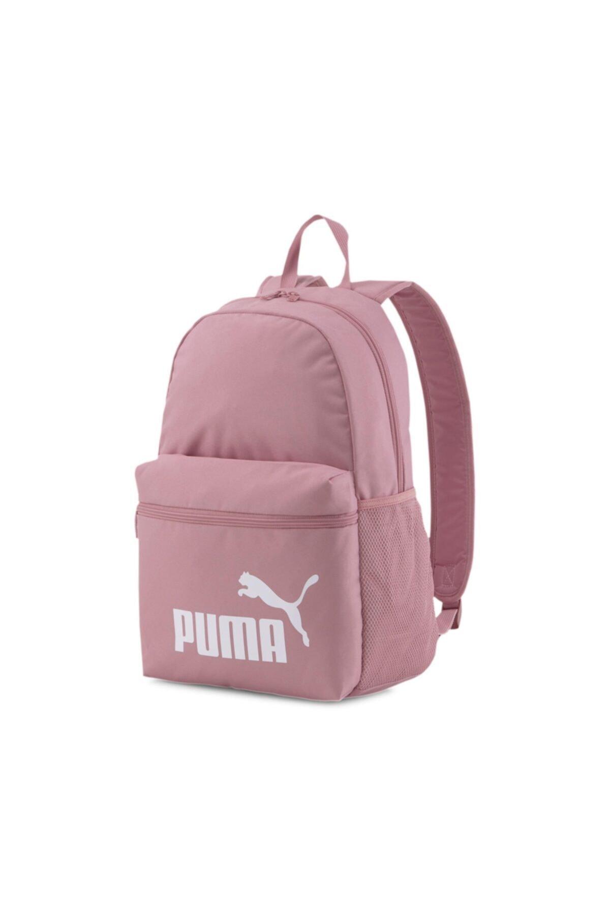 Puma Phase Backpack Foxglove Sırt Ve Okul Çantası 43x 29 X 16 cm 075487-44 2