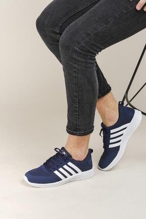 Oksit Neopars Şeritli Sneaker