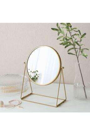 Via Lassbyn Masa Aynası, Altın Rengi