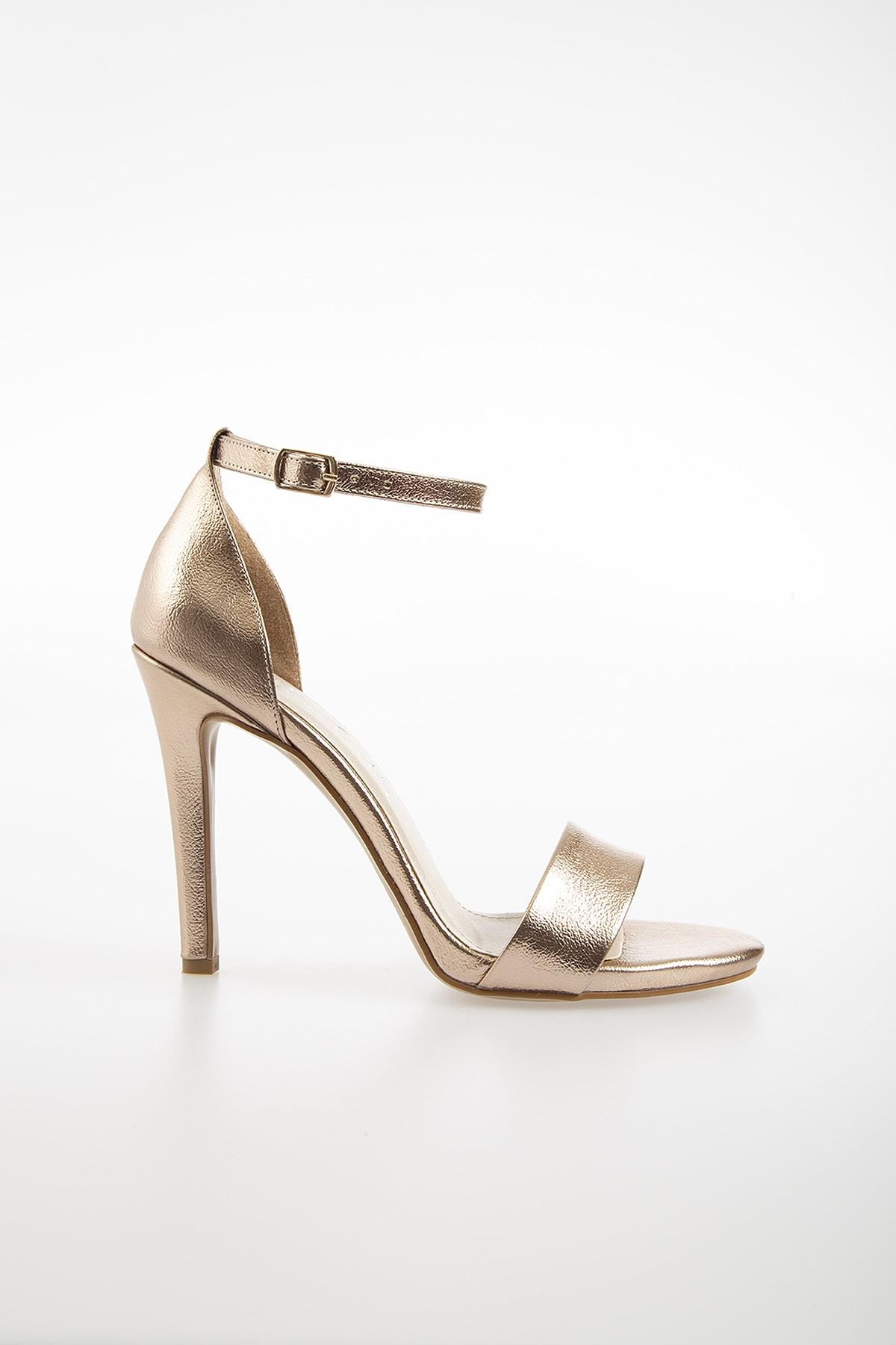 Pierre Cardin Pc-50170 Parlak Rose Kadın Ayakkabı 1