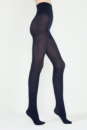 Penti Kadın Lacivert Extra Cotton Külotlu Çorap