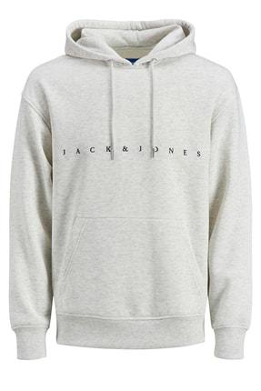 Jack & Jones Beyaz Erkek Sweatshirt - 12189235 - Copenhagen Sweat